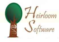 Heirloom Software logo