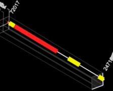 3d chromosome browser display