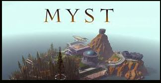 cover of Myst adventure game